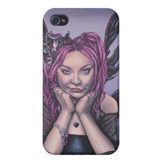 porque usted es el mío caja gótica del teléfono 4 iPhone 4 fundas
