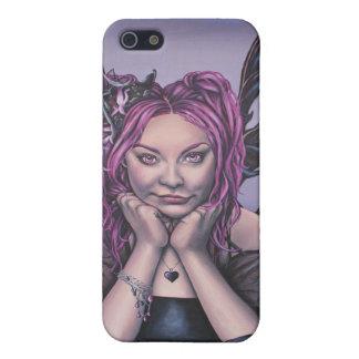 porque usted es el mío caja gótica del teléfono 4  iPhone 5 fundas