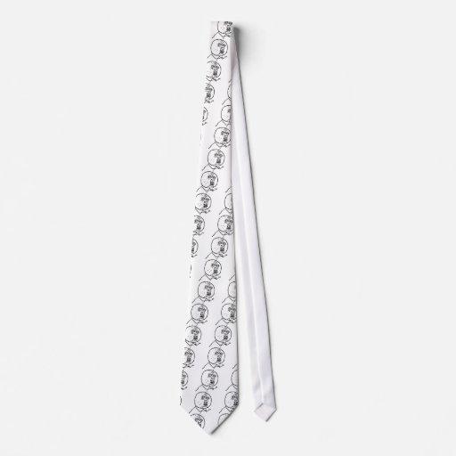 Porqué usted ningún corbata personalizada