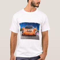 Porsche 906 0range T-Shirt