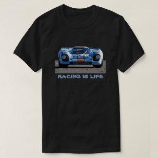 Porsche 917 - RACING IS LIFE T-Shirt