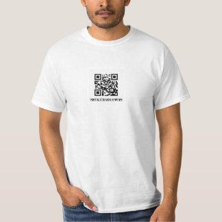 Port Alice bandcamp QR T-Shirt