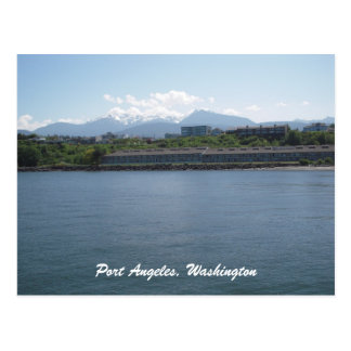 Port Angeles , Washington, Port Angeles, Washin... Postcard