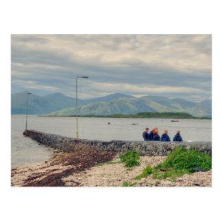 Port Appin Postcard
