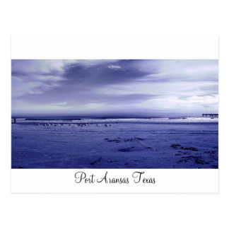 Port Aranas (Panoramic) #5 Postcard
