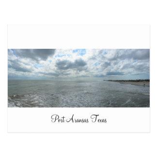 Port Aransas (Panoramic) #12 Postcard