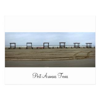 Port Aransas (Panoramic) #13 Postcard