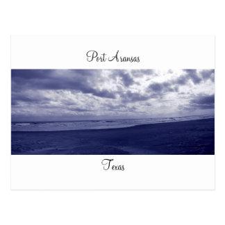 Port Aransas (Panoramic) #1 Postcard