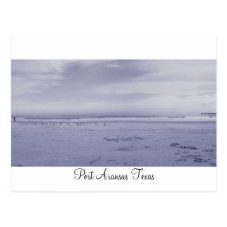 Port Aransas (Panoramic) #2 Postcard