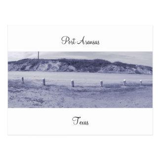 Port Aransas (Panoramic) #4 Postcard