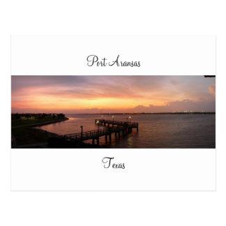 Port Aransas (Panoramic) #6 Postcard