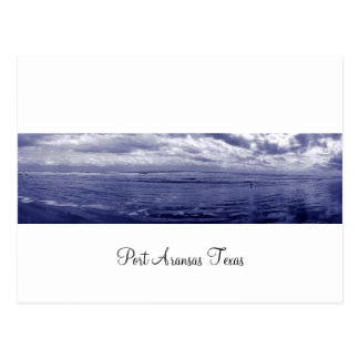 Port Aransas (Panoramic) #7 Postcard