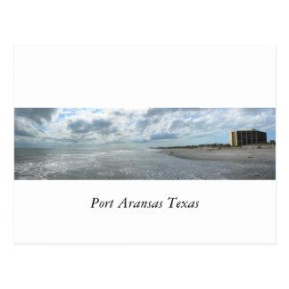 Port Aransas (Panoramic) #9 Postcard