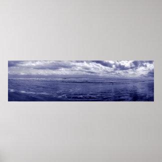Port Aransas Playa Poster
