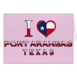 Port Aransas, Texas Greeting Cards