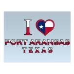 Port Aransas, Texas Post Card