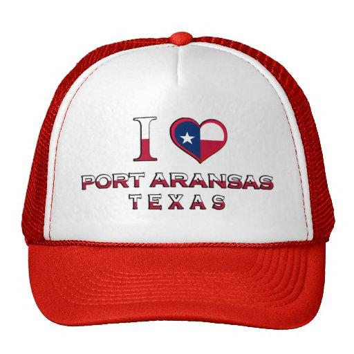Port Aransas, Texas Trucker Hat