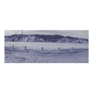 Port Aransas:  The Dunes Poster