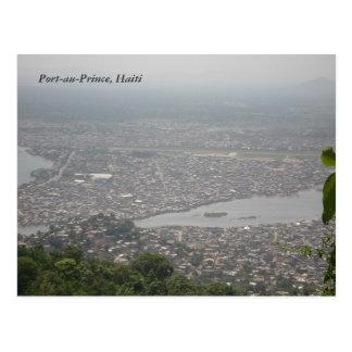 Port-au-Prince, Haití Postales