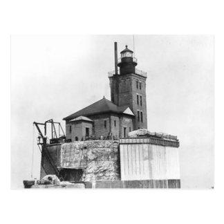 Port Austin Lighthouse Postcard