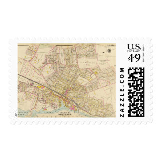 Port Chester, New York Postage