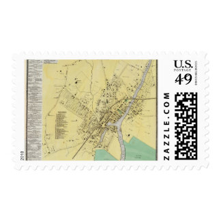 Port Chester, NY Postage
