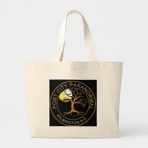 Port City Paranormal Canvas Bag