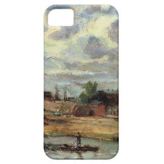 Port de Javel by Paul Gauguin iPhone SE/5/5s Case