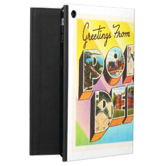 Port Deposit Maryland MD Vintage Travel Postcard- iPad Air Cases