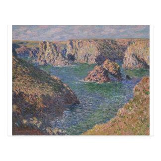 Port-Domois (1886) Postcard