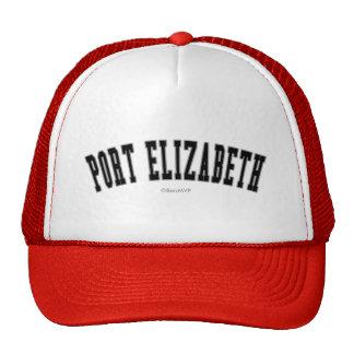 Port Elizabeth Mesh Hat