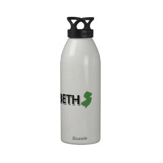 Port Elizabeth New Jersey Drinking Bottle