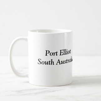Port Elliot, South Australia Coffee Mug