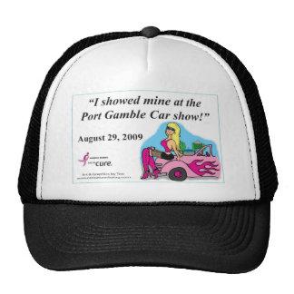 Port Gamble Car Show 2009 Trucker Hat