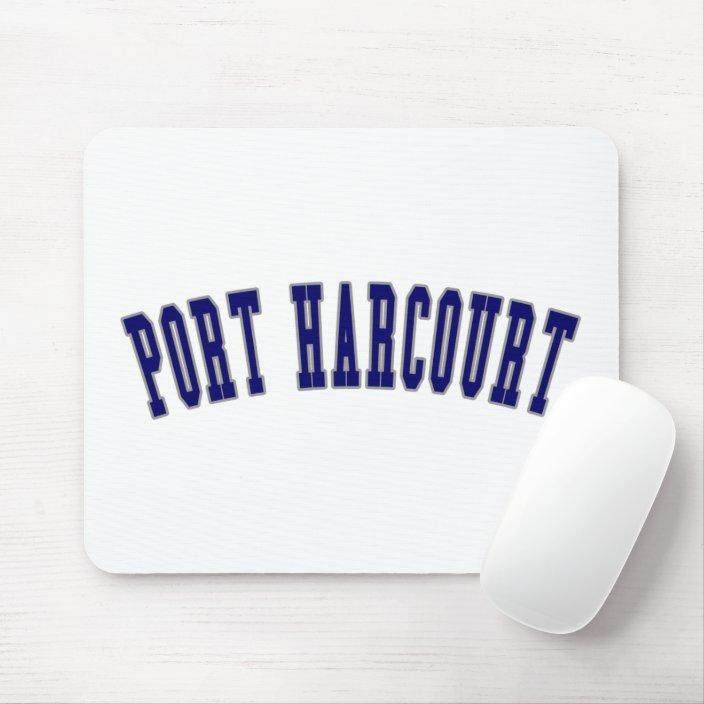 Port Harcourt Mousepad
