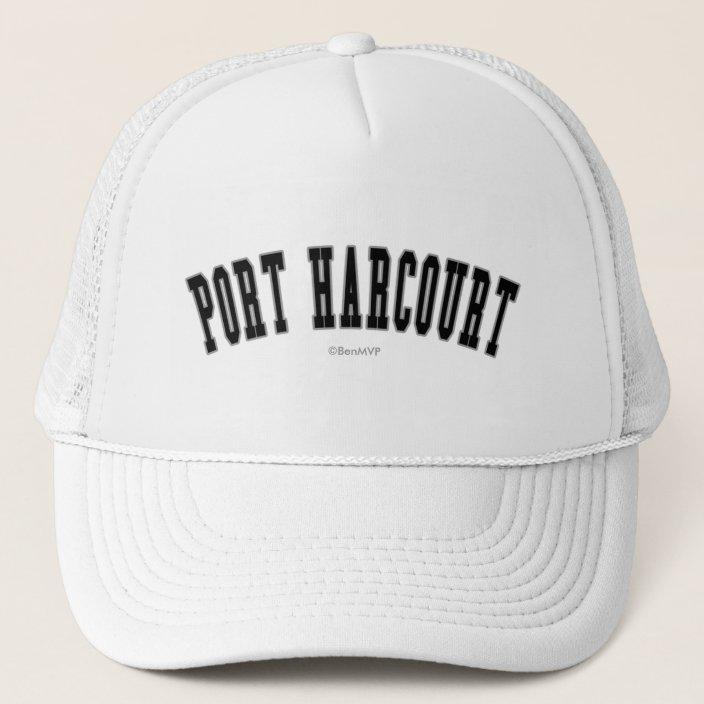 Port Harcourt Trucker Hat