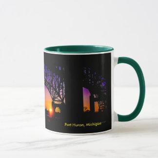 Port Huron, MI mug. Mug