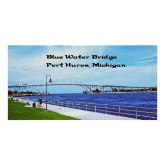 Port Huron Michigan Card
