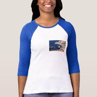 Port Hydra in miniature T-Shirt
