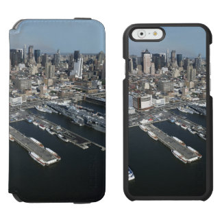 Port in New York City iPhone 6/6s Wallet Case