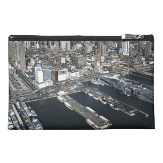 Port in New York City Travel Accessory Bag