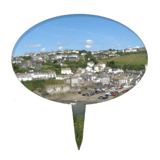 Port Isaac Cake Topper