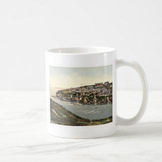 Port Isaac looking N E Cornwall England classi Coffee Mug