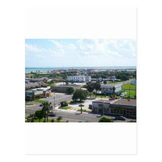 Port Isabel Postcard