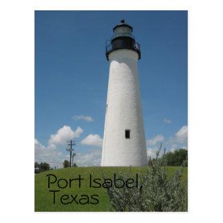 Port Isabel, Texas Postcard