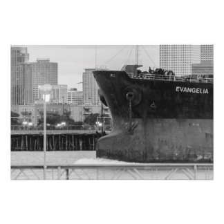 Port life photographic print