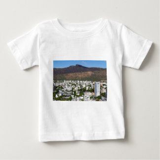 Port Louis Skyline capital of Mauritius by day Baby T-Shirt