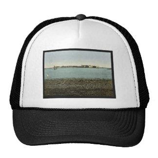 Port Louis, the Citadel, Lorient, France classic P Trucker Hat