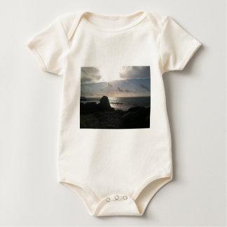 Port Lucaya, Freeport, Bahamas Sunrise Baby Bodysuit