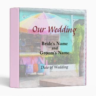 Port Lucaya Marketplace Bahamas Wedding Products 3 Ring Binder